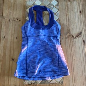 🔥😍🔥😍LULULEMON PURPLY TANK TOP.🔥😍🔥😍